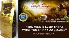 WHAT YOU THINK, YOU BECOME! Maya Chiapas Coffee. Red Fruits Flavour & Caramel Aftertaste. Single Origin Mexico. 2 X 10.90GBP. Espresso Ground, Medium Roast, Strength 3. Find it on Amazon & Ebay #coffee #cafe #caffe #espresso #expresso #wholebeans #gourmet #food #amazon #ebay #GB #london #italia #france #españa #usa #canada #mexicorealcafe #motivation #espressomaker #singleorigin #UK #liverpool #manchesterunited #montreal #ontario #ottawa #quebec #love #madrid