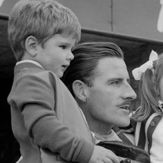 Graham & Damon Hill