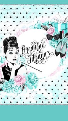 New breakfast at tiffanys wallpaper iphone fashion illustrations 24 Ideas Tiffany Theme, Tiffany Party, Tiffany And Co, Tiffany Blue, I Phone 7 Wallpaper, Megan Hess, Breakfast At Tiffanys, Mac Breakfast, Girly
