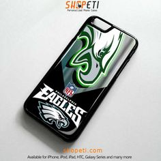 PHILADELPHIA EAGLES Football Team NFL Case for iPhone Galaxy HTC iPad iPod