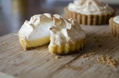 Lemon meringue tarts Lemon Meringue Tart, Tarts, Creativity, Desserts, Food, Mince Pies, Tailgate Desserts, Pies, Deserts