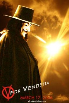 V for Vendetta [Unset, 1 of 129 high-resolution movie posters in this group. V For Vendetta 2005, Science Fiction, Darth Vader, United States, Movies, Films, Movie Posters, Fictional Characters, Sci Fi
