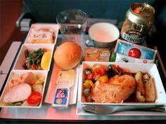 トルコ航空の機内食(Turkish Airlines meals)