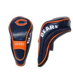 Team Golf Chicago Bears Hybrid Head Cover