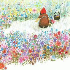 Little Red Riding Hood by Bernadette Watts