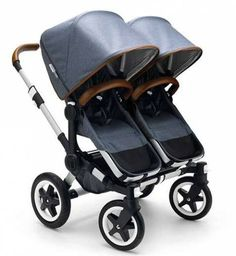 The Bugaboo Donkey is convertible and grows with your family. Buy your Bugaboo Donkey Stroller Duo Weekender edition here! Bugaboo Donkey Duo, Bugaboo Stroller, Twin Strollers, Double Strollers, Best Double Stroller, Convertible Stroller, 2 Kind, Baby Jogger, Shabby Chic