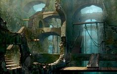 Uncharted Concept Art Gallery