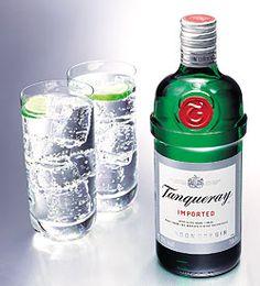 I like gin. It tastes like Xmas. hahahaha....