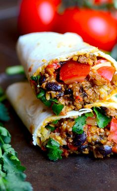 These are truly THE BEST burritos ever. My Mexican food loving husband is very particular and he says they can't be beat.