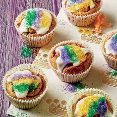 Mini King Cupcakes