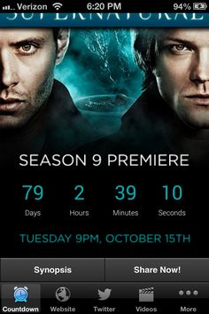 October 15th now! Gah!