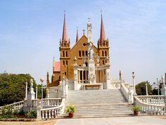 Saint Patrick's Cathedral, #Karachi, #Pakistan #architecture