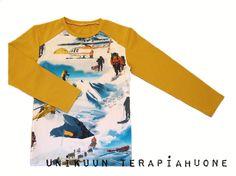 Explorer shirt by Unikuun terapiahuone