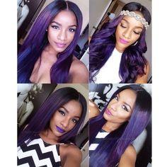 purple hair RPGSHOW