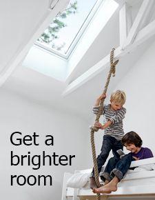 Get a brighter room