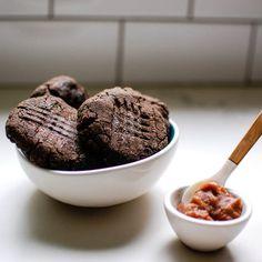 Recipe: Grain-Free Vegan Carob Cookies with Date Caramel Icing Maitake Mushroom, Caramel Icing, Grain Free, Herbalism, Grains, Avocado, Stuffed Mushrooms, Coconut, Vegan