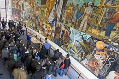 1000 images about my favorite works of art that i have seen on pinterest pickett 39 s charge for City college of san francisco diego rivera mural