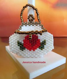 Jessicahandmade / Miniat�rna kabelka