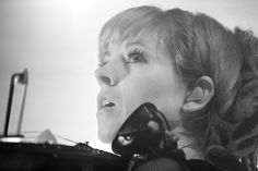 Here is our interview with Lindsey Stirling: http://www.violinist.com/blog/laurie/201410/16239/