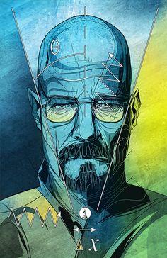 """""""albluequerque""""   Digital Illustration   Illustrator: Cesar Moreno"""