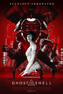 Hollywood Movies: Ghost in the Shell (2017)