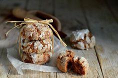 I biscotti morbidi cioccolato e pera sono facili e veloci da preparare ma spariscono altrettanto velocemente! Provateli, sono deliziosi!