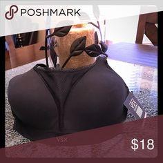 New VS sports bra! Brand New never worn Victoria's Secret Sports Bra. Size 32D Victoria's Secret Intimates & Sleepwear Bras