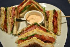 Carol Ri  Vodpod: Triple Decker Sandwiches #Lockerz