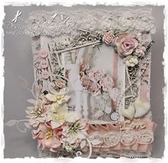 Cards made by Chantal: WLVC #61 Alles mag met een kantje