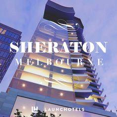 Sheraton Melbourne http://bit.ly/sheratonmelbourne