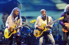 Timothy B. Schmit and Glenn Frey