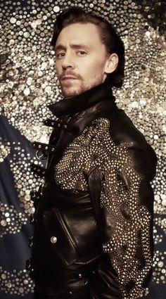 Tom Hiddleston - I, I, I, I just, there are no words.