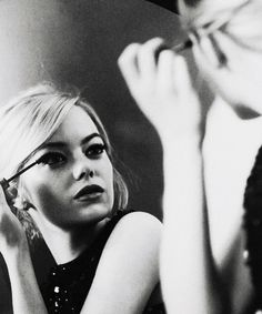 She intrigues me    Emma Stone