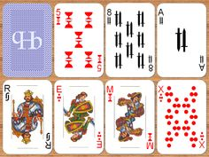 Playing Cards - IBWiki history