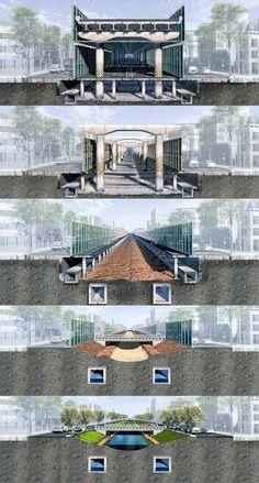 Urban Networks: La recuperación del río perdido de Seúl (renovación urbana del Cheong Gye Cheon en el downtown)