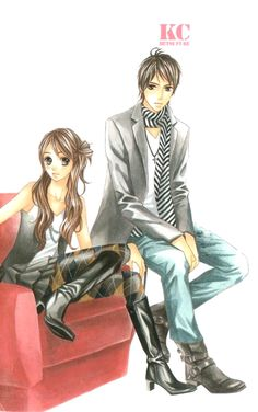 Shuusei y Aoi // L-dk Manga Girl, Manga Anime, Ldk Manga, L Dk, Kimi Ni Todoke, Maid Sama, Beautiful Couple, Anime Shows, Manga To Read