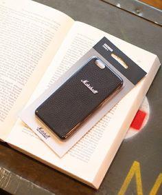 journal standard Furniture(ジャーナルスタンダードファニチャー)の【Marshall】 iPhone6 PHONE CASE マーシャル アイフォンカバー◆(モバイルケース/カバー) 詳細画像