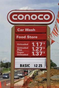 Man, those were the days!  Do you remember these prices?