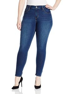 Levis Womens PlusSize 310 Shaping Super Skinny Jean Modern Love 20 Plus *** Want additional info? Click on the image.