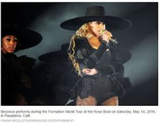SOLENZO BLOG: Beyonce's 'Daddy Issues' Finds Crossover Success with Country Music Community