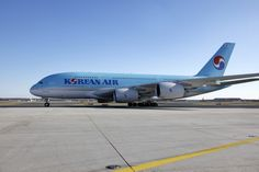 Korean Airlines A380