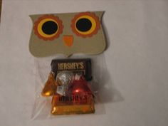 Another owl treat bag w/ SU! top note die