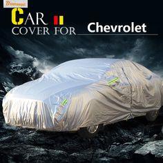 Buildreamen2 Car Cover Sun Snow Rain Resistant Cover Waterproof For Chevrolet Beretta Sonic Uplander Epica Captiva Malibu Volt