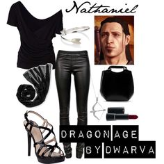 Dragon Age - Nathaniel