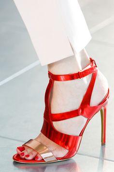 Antonio Berardi Spring 2014 RTW - Runway Photos - Fashion Week - Runway, Fashion Shows and Collections - Vogue