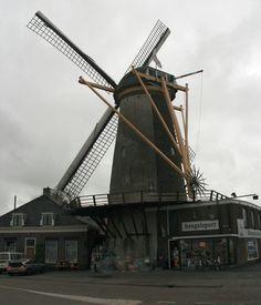 Spijkenisse molen