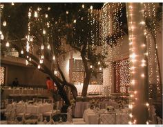Starry Night Wedding Theme- exactly how I want my reception to be