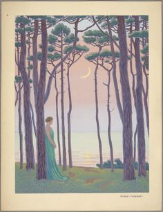 Clair de lune. [Moonlight.] (1925)