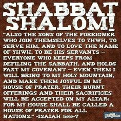 Shabbat shalom Not only for the Jews but for all nations.anyone professing to be grafted into the people of God should bear the fruit of the root of the vine. Sabbath Rest, Happy Sabbath, Sabbath Day, 4th Commandment, Sabbath Quotes, Feasts Of The Lord, Messianic Judaism, Seventh Day Adventist, Bible Truth