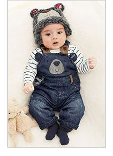 i want coveralls like this for jr. talk about precious.